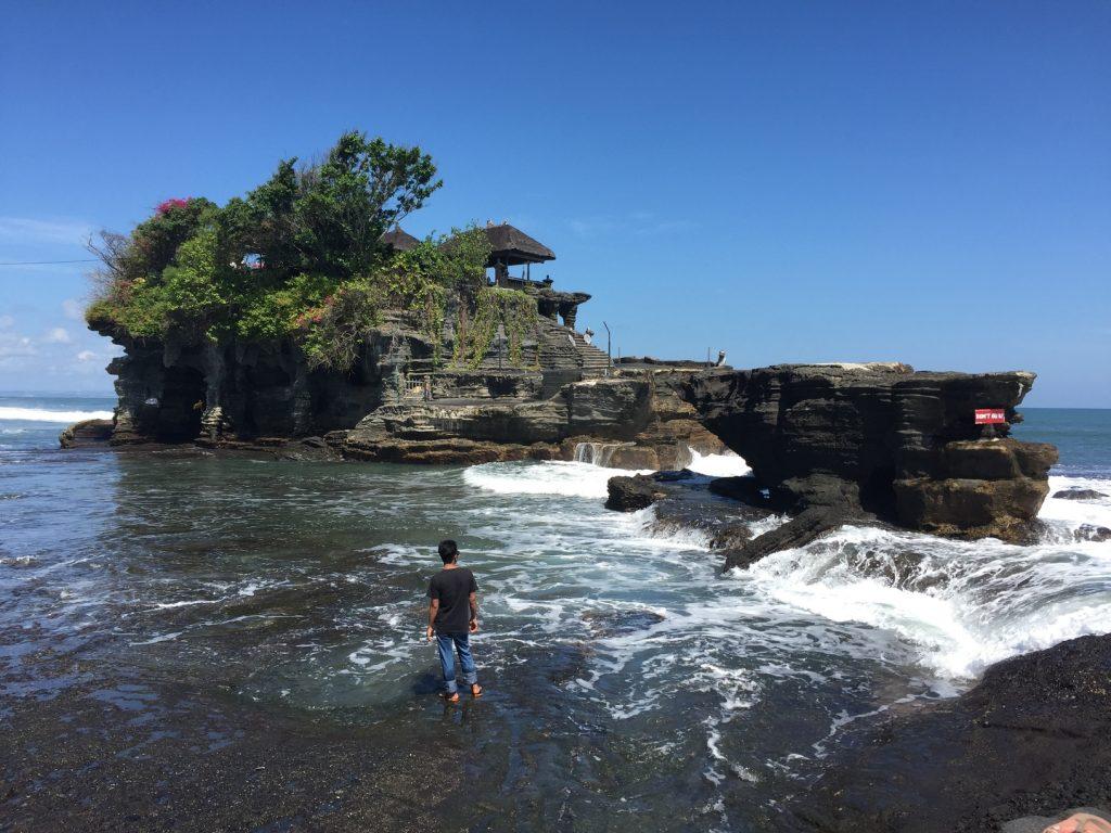 tanah lot temple bali | Bali 10 day itinerary