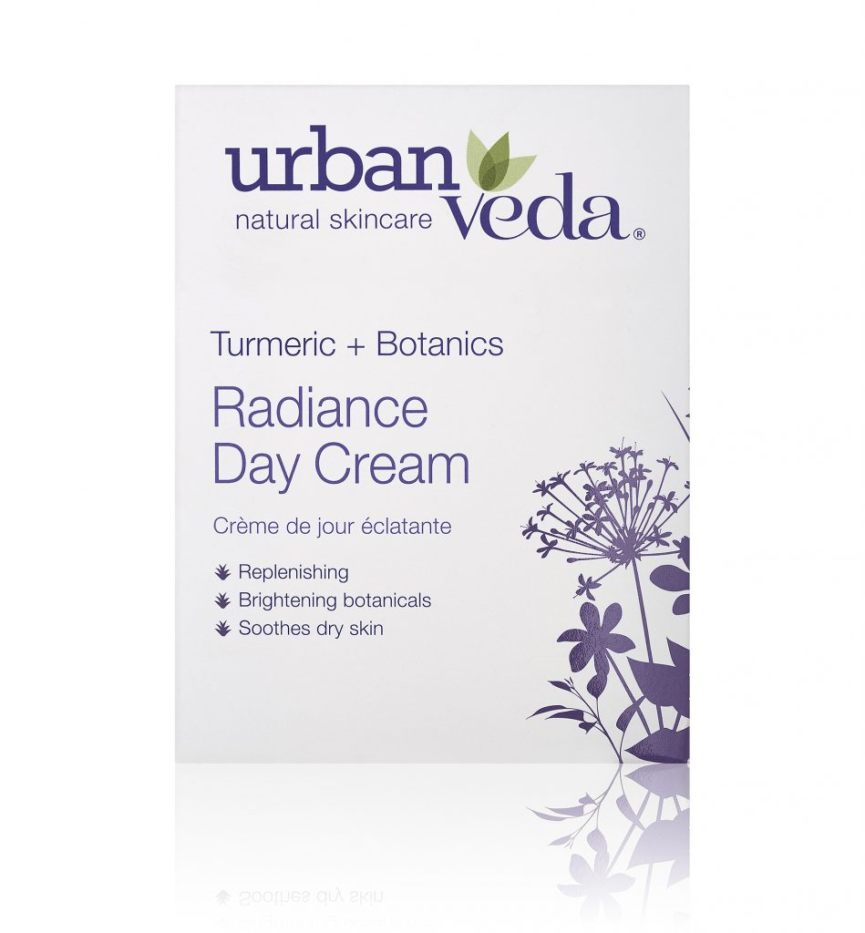 Here's the divine radiance day cream I tried for vata