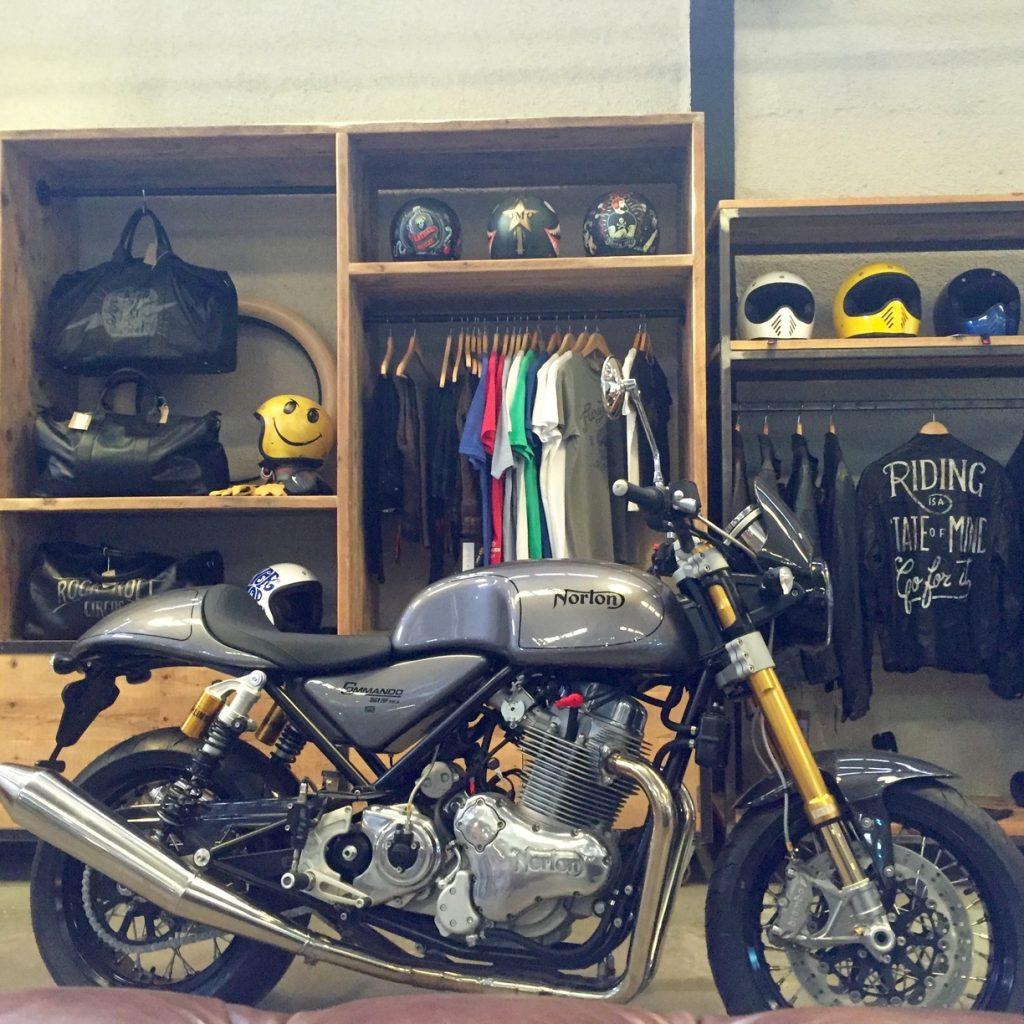 Cafe Rider Dubai store