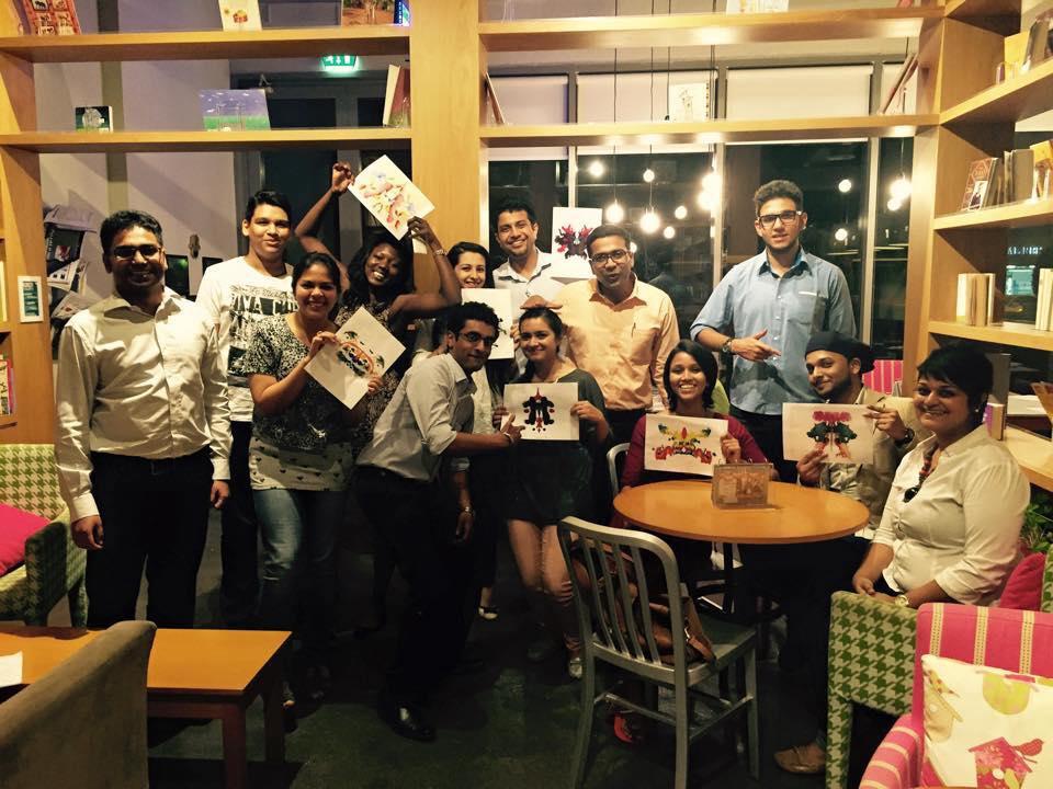 Bookmunch Cafe   Book cafe in Dubai