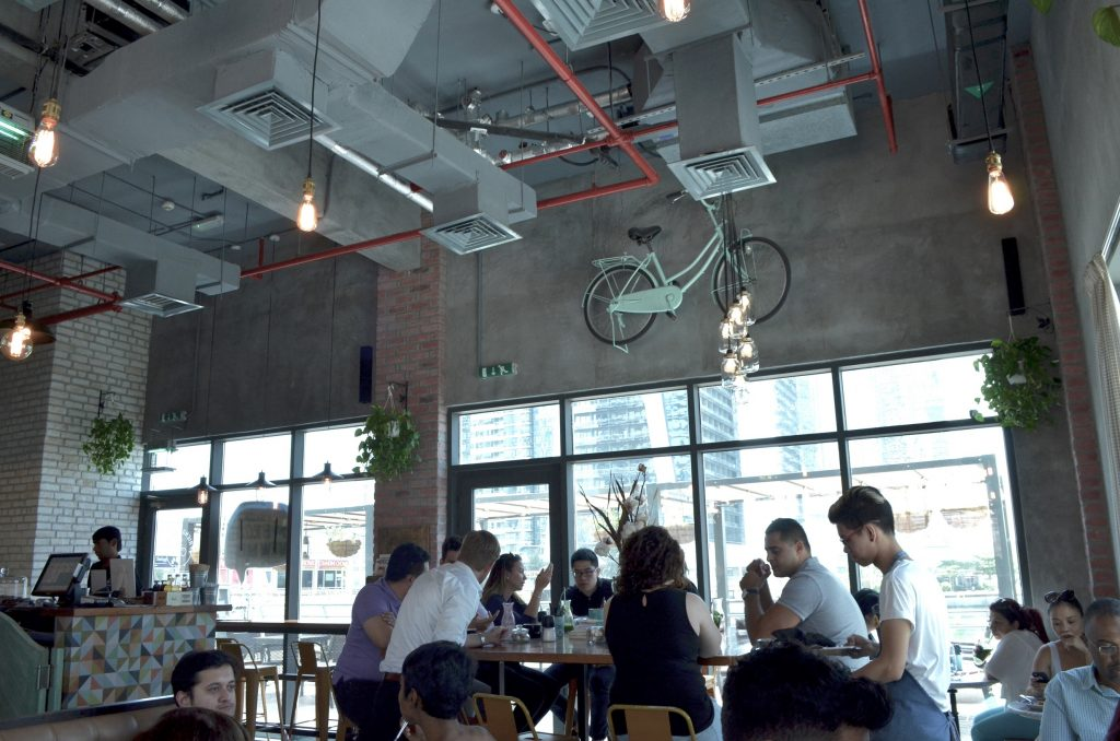 This is what I mean by super hipster vibe!|Friends' Avenue|JLT