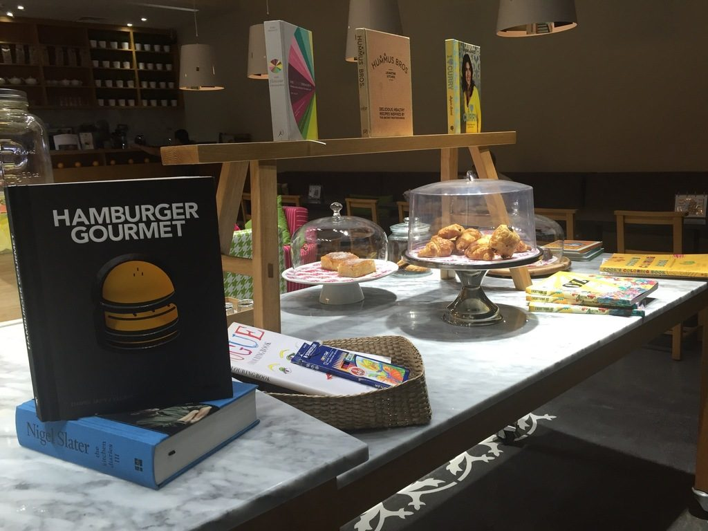 BookMunch Cafe|Bay Square|Business Bay