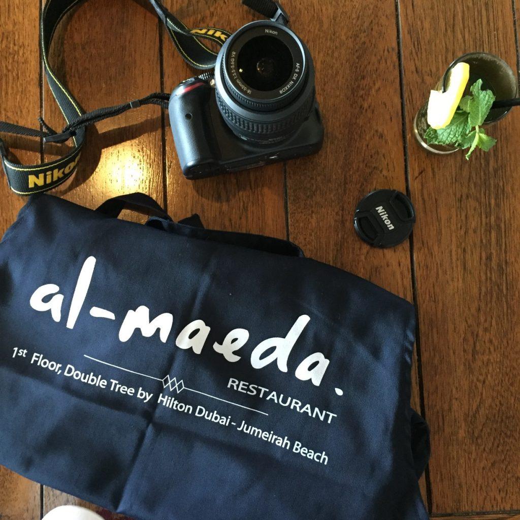Al Maeda restaurant cooking class| DoubleTree by Hilton JBR