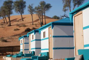 Here's a retreat at Alma Ras Al Khaimah