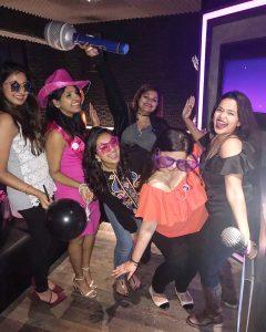 Bachelorette in Dubai