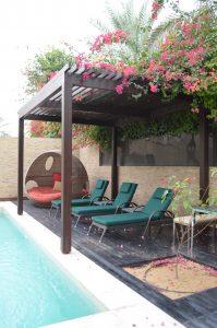 Desert Palm Per Aquum villa private pool