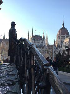 Budapest itinerary Road to democracy