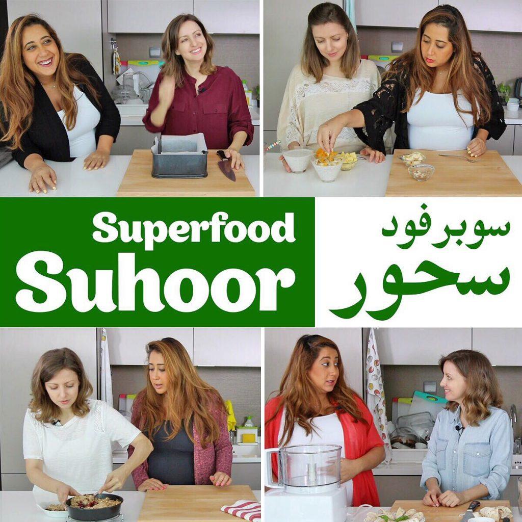Alternative iftars in Dubai| Superfood suhoor