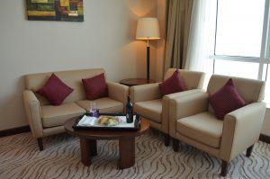 Park Regis Kris Kin Hotel deluxe suite