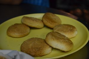 Osmania biscuits Hyderabad food trail