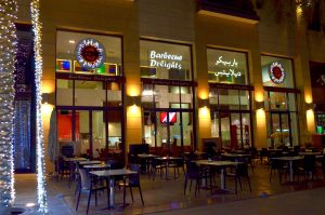 Barbecue Delights Downtown Dubai outdoors
