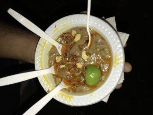 Hyderabad food trail Shahi Ghouse Haleem