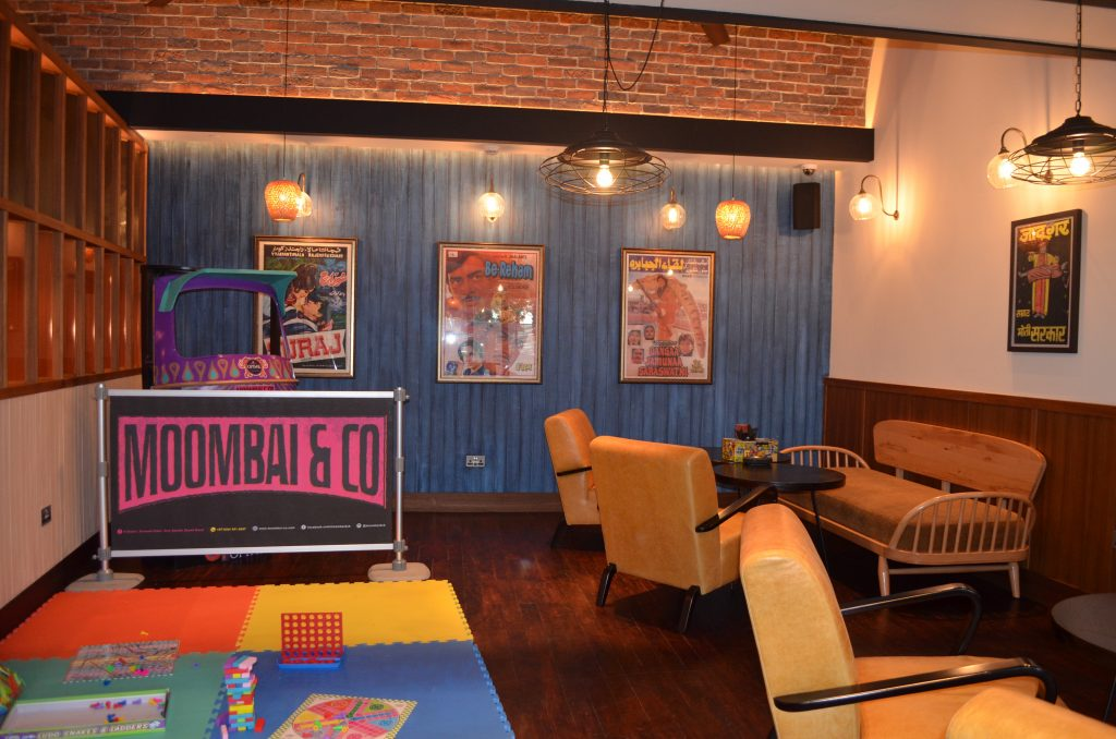 CHILDREN'S PLAY AREA AT Moombai & Co |Dubai's licensed Parsi cafe