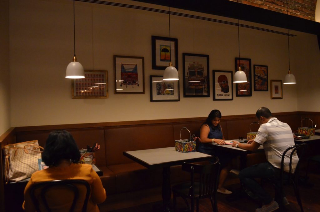 Moombai & Co |Dubai's licensed Parsi cafe vibe