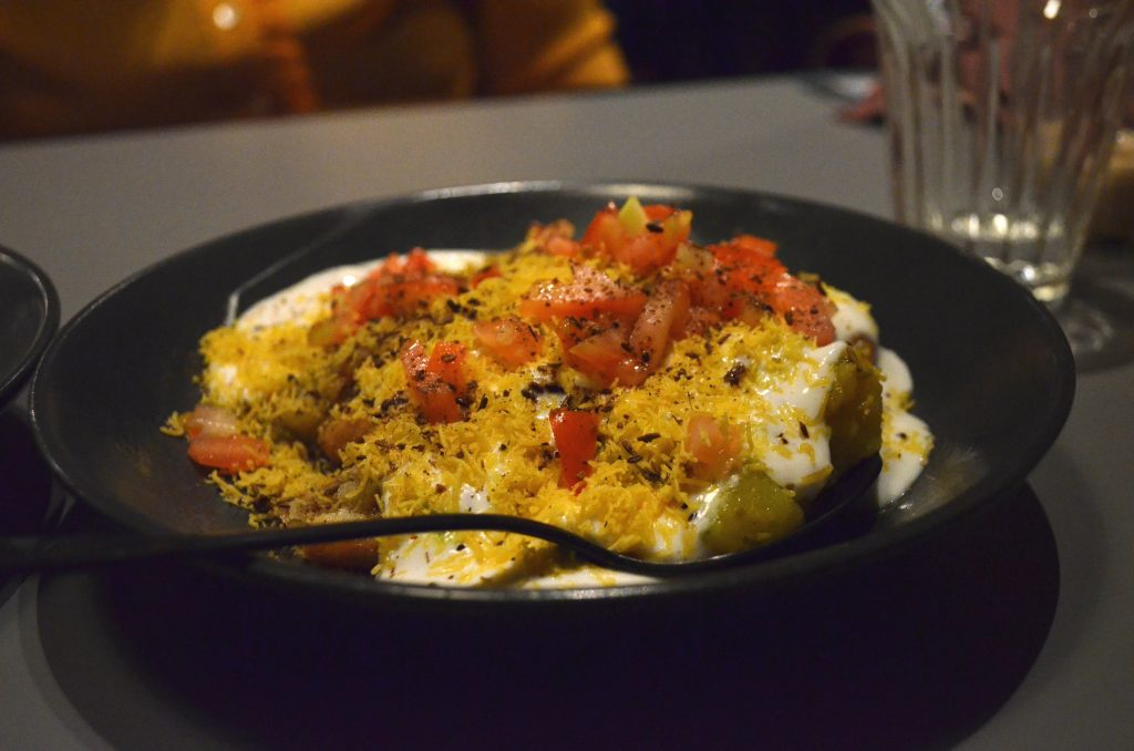 Moombai & Co |Dubai's licensed Parsi cafe|Chaat