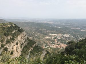 View 2  A day trip to Montserrat, Barcelona