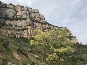 A day trip to Montserrat, Barcelona