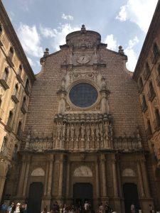 Monserrat church/basilica