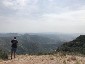 A day trip to Montserrat, Barcelona| view