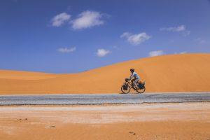 Sahara desert | How to tour the world by bike