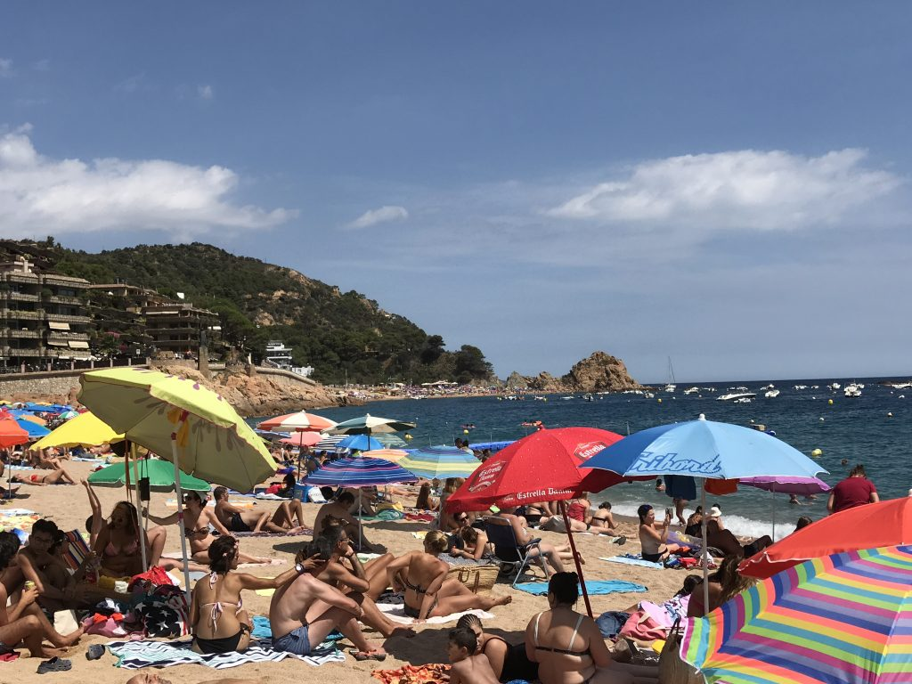 Tossa de Mar day trip, Costa Brava