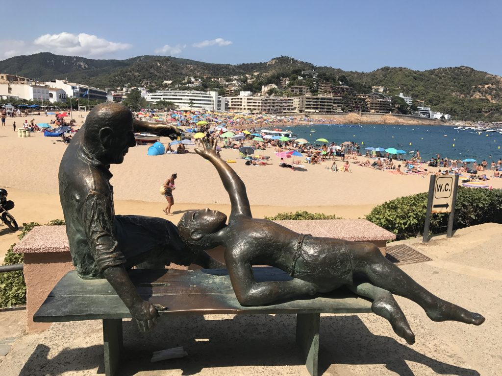 Spend a day in Tossa de Mar, Costa Brava