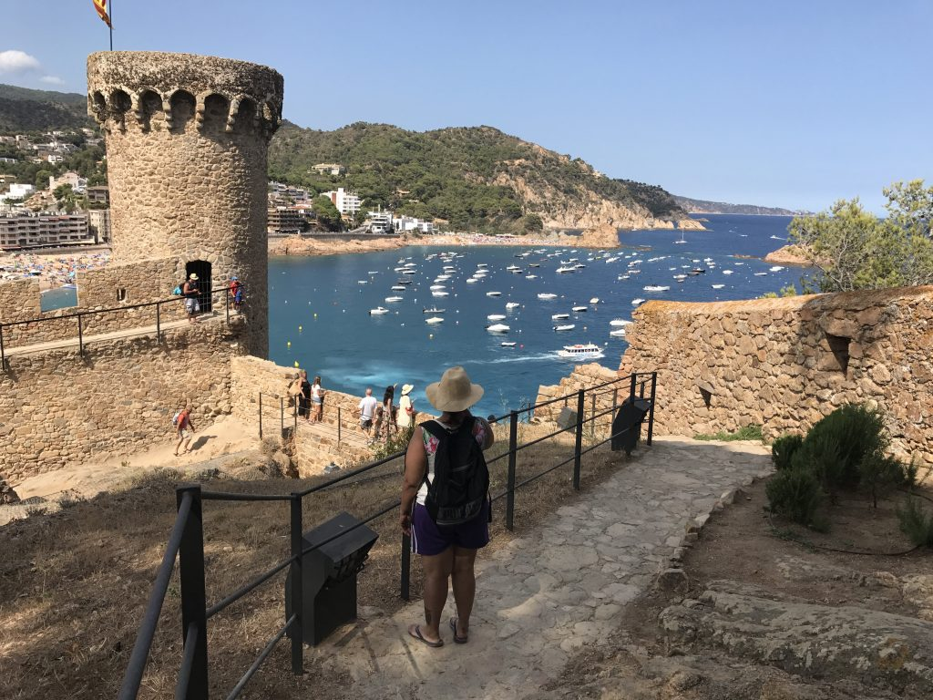 Day trip to Tossa De Mar - What to do