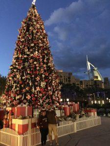 How to spend Christmas in Dubai  Madinat Jumeirah
