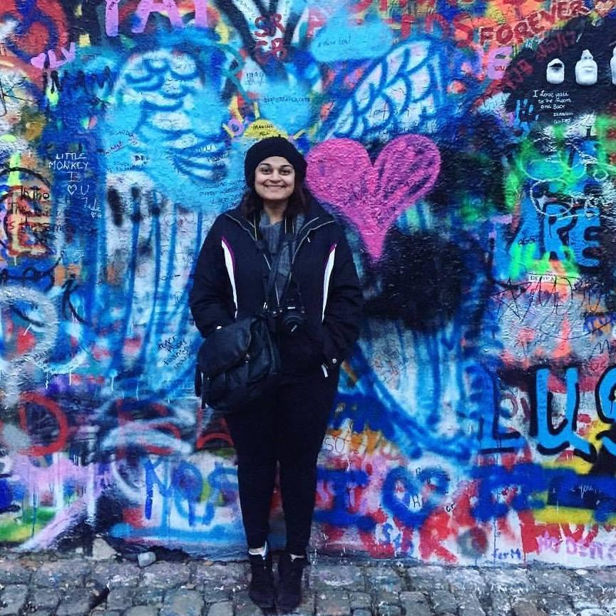 About me | Aneesha Rai | Om Nom Nirvana