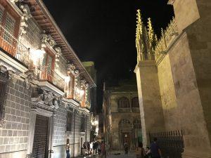 Things to do in Granada at night   Royal Chapel