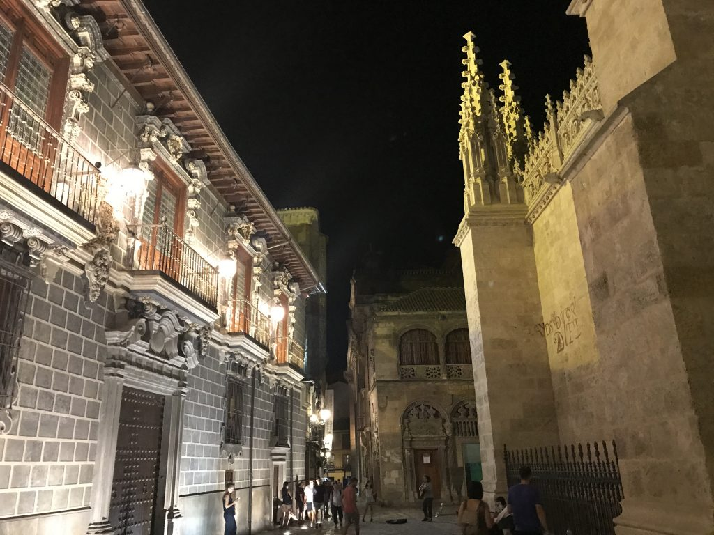 Things to do in Granada at night | Royal Chapel