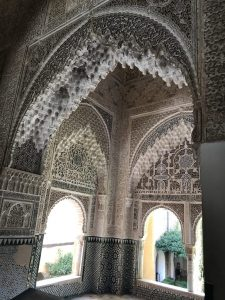 Things to do in Granada at night|Alhambra