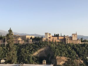 Things to do in Granada at night
