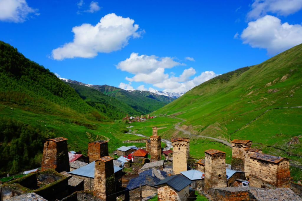 Ultimate 2018 travel bucket list| Svaneti, Georgia