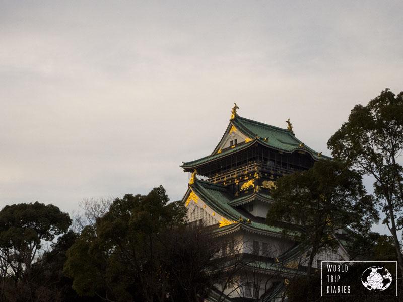 2018 Ultimate travel bucket list Osaka Japan