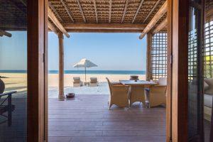 Top ten romantic island destinations   Sir Bani yas island