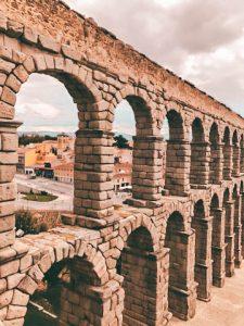 Aquaducts of Segovia | Spain's most underrated destinations