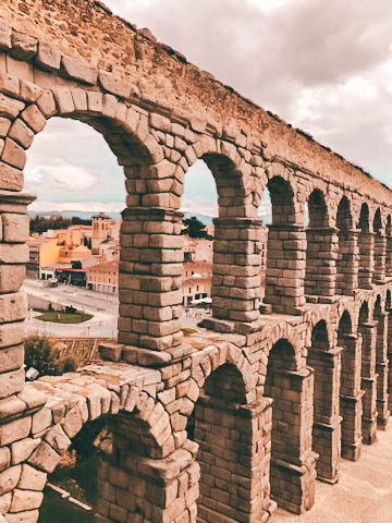 Aquaducts of Segovia | Spain's most underrated destinations