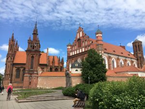 Vilnius on the 10 days Baltic itinerary guide   Vilnius Lith cover image