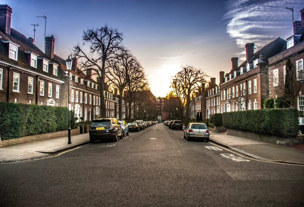 Where to stay in London   Kensington