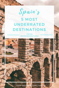 Pin 5 of Spain's most underrated destinations