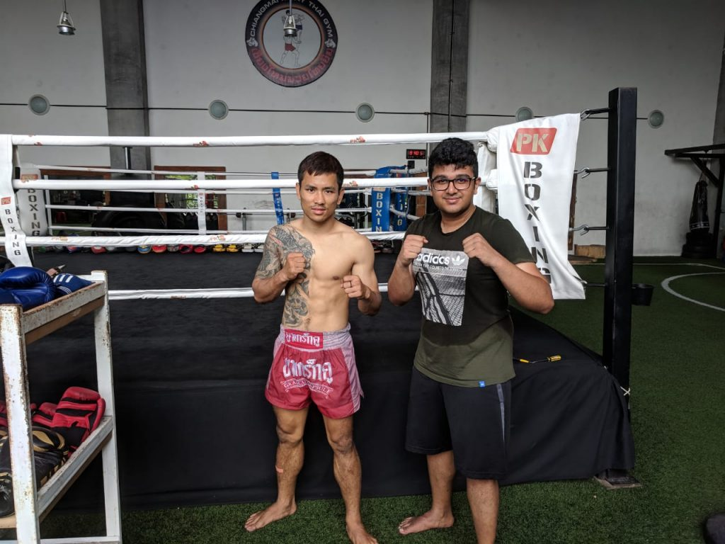 Muay thai in Chiang Mai