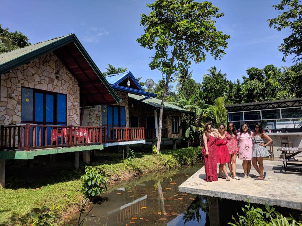 Sri Lanka 6 day itinerary, Day 1 accommodation: Azzura Hikkaduwa
