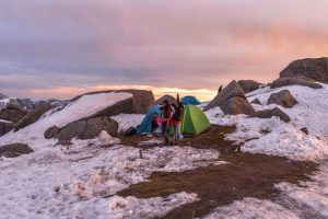 Top of Triund   Top 10 hiking spots in India