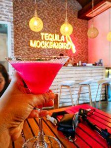 Tequila Mockingbird!
