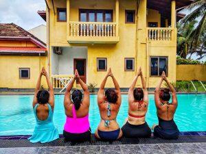 Bachelorette in Sri Lanka