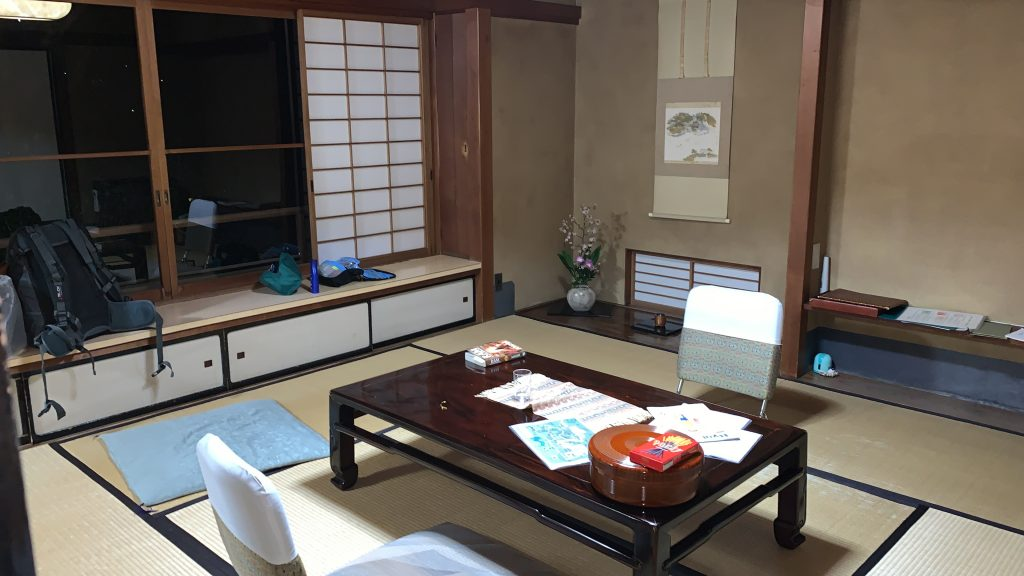 Our stunning ryokan