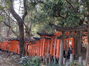 Kyoto 2 day itinerary | Fushimi Inari