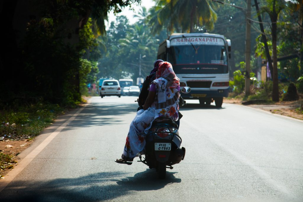 Renting a scooty could save you a lot of money in Goa! Photo by Jess Aston on Unsplash | Goa 2 day trip