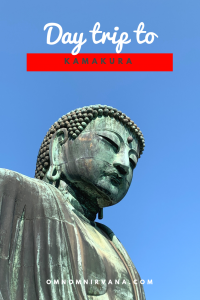 Pin this day trip to Kamakura from Tokyo!
